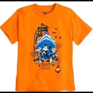 Mickey Mouse and Friends Halloween T-Shirt  Boys
